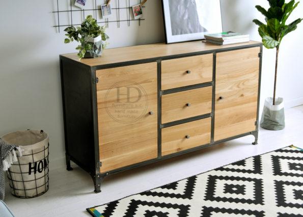 komoda lucy drewniana
