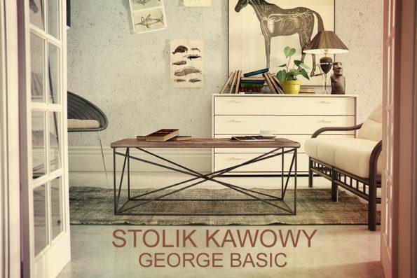 Stolik George Basic